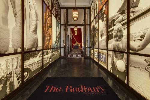 【Redbury New York】Entrance