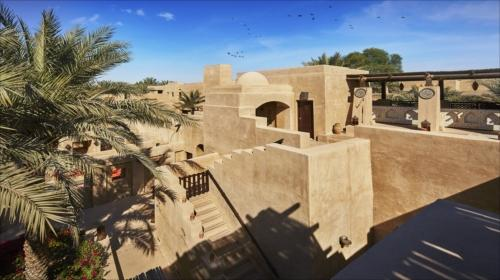 《Bab Al Shams Desert Resort & Spa》ホテル/イメージ