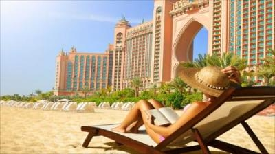 【ドバイ】Atlantis The Palm イメージ (C)Atlantis The Palm