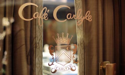 Cafe Carlyle(C)2018 DOCFILM4THECARLYLE LLC. ALL RIGHTS RESERVED.