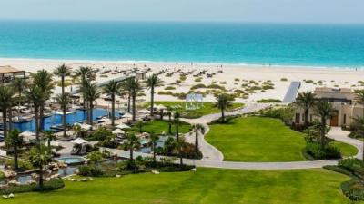 Park Hyatt Abu Dhabi Hotel and Villas 景色