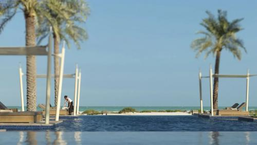 Park Hyatt Abu Dhabi Hotel and Villas プール