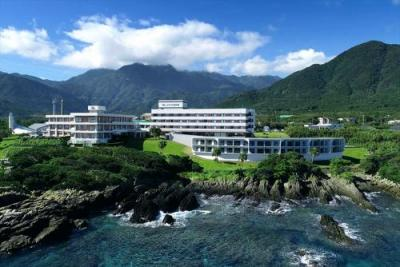 外観(THE HOTEL YAKUSHIMA OCEAN & FOREST)