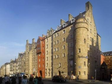 RADISSON BLU HOTEL Edinburgh(C)ホテルベッズグループ