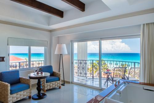 【ハイアット・ジラーラ】Ocean Front Luxury Suite/イメージ (C)HYATT ZILARA CANCUN