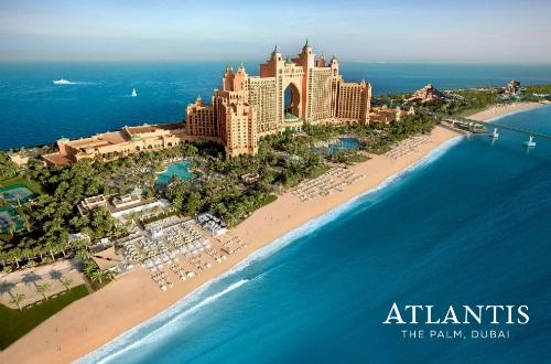 《Atlantis The Palm》外観/イメージ