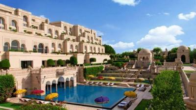 《THE OBEROI AMARVILAS》プール/イメージ