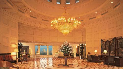 《THE OBEROI AMARVILAS》ロビー/イメージ