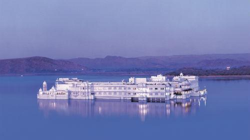 《TAJ LAKE PALACE,UDAIPUR》外観/イメージ