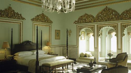 《TAJ LAKE PALACE,UDAIPUR》客室/イメージ