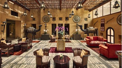 《Bab Al Shams Desert Resort & Spa》ロビー/イメージ