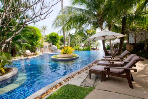 【Muang Samui Spa Resort】プール