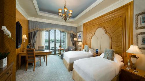 Emirates Palace Hotel お部屋一例