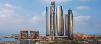 Jumeirah At Etihad Towers 外観