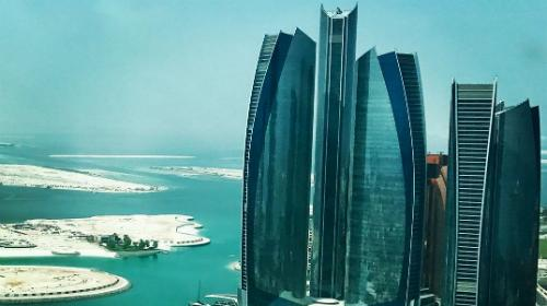 The St.Regis Abu Dhabi 外観
