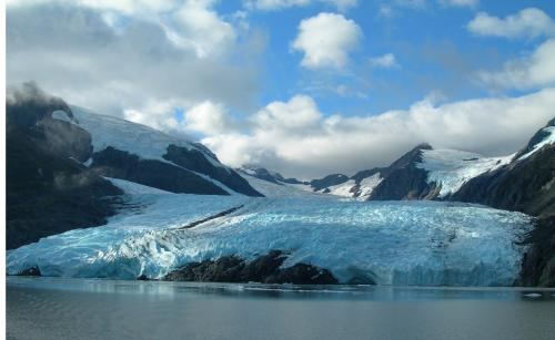Portage Glacier, Courtesy of Visit Anchorage