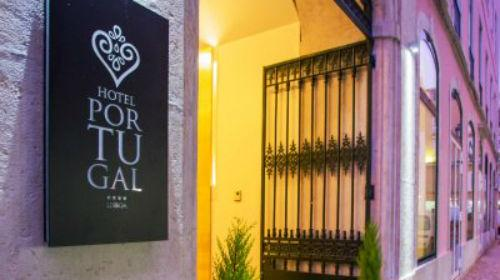 Portugal Boutique Hotel/外観(イメージ)(C)MIKI TRAVEL