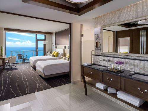 【デュシタニ】タイ様式を取り入れた洗脳されたモダンなお部屋