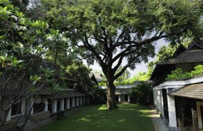 【Tamarind-Village】Peaceful Tamarind Courtyard(画像:ホテル提供)