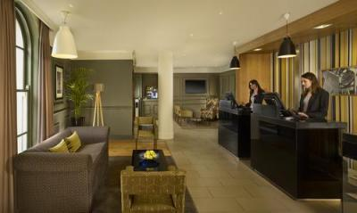 """CITADINES PRESTIGE SOUTH KENSINGTON/ロビー"""