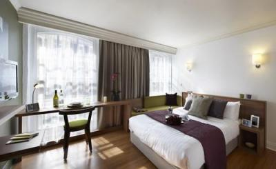 """CITADINES PRESTIGE SOUTH KENSINGTON/お部屋一例"""