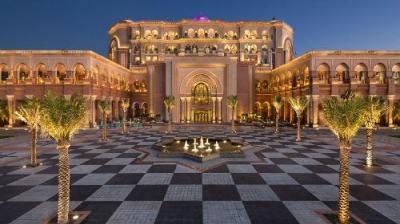 Emirates Palace Hotel 外観