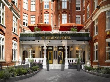 St. Ermins Hotel, Autograph Collection 外観(C)ホテルベッズグループ