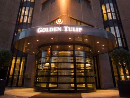 Golden tulip amsterdam west 外観(C)MIKI TRAVEL
