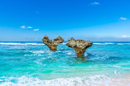 沖縄の海(イメージ)