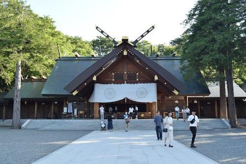 【札幌】北海道神宮(イメージ)