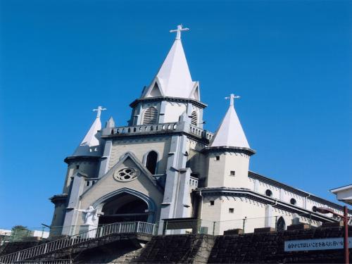 【佐世保】カトリック三浦教会