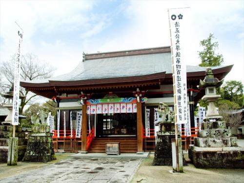 【熊本】本妙寺(清正公御廟所)