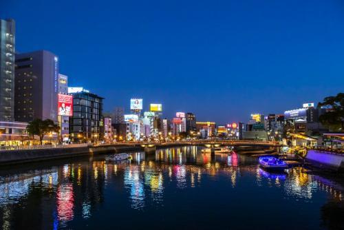 【福岡】中洲  写真協力:福岡県観光連盟