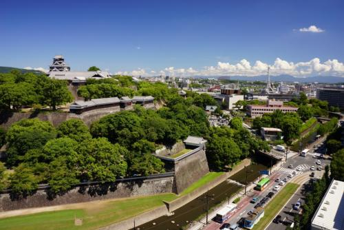【熊本】熊本城 写真協力:熊本市