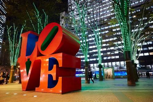 【新宿夜景】 写真提供:(公財)東京観光財団