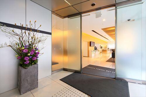 エントランス(イメージ)博多東急REIホテル