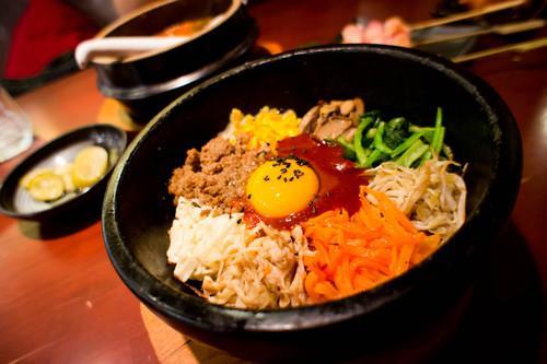 【韓国料理】ビビンバ