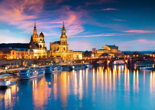 ━♪ドイツの美しい風景を満喫!6都市を鉄道でめぐる