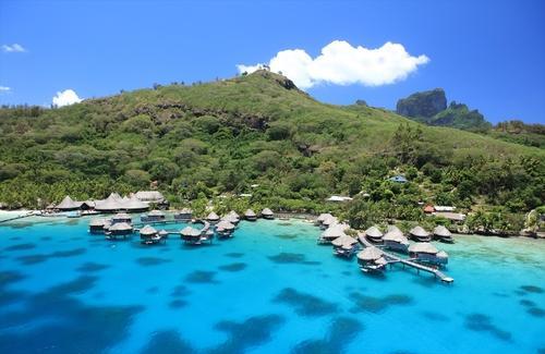 「タヒチ 離島」の画像検索結果